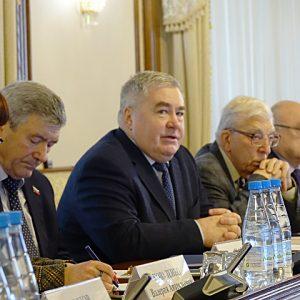 Заседание совета НКО